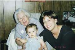 Grandma, me and Drama Girl